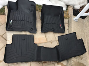 Acura TLX Weather Tech Floor Liners