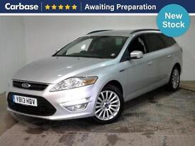 2013 FORD MONDEO 2.0 TDCi 163 Zetec Business Edition 5dr Estate