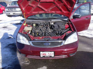 2006 Ford Focus wagon zxw leather,heated seats sunroof $2200.00