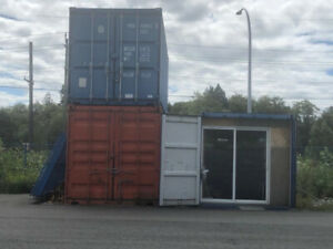 Storage, Shipping and Office Containers