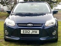 2012 Ford Focus 2.0 TDCi Titanium X 5dr