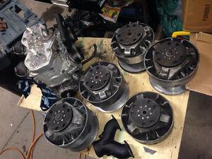 carb boots to fit mxz 600 sdi-500ss-600ho-800 & parts St. John's Newfoundland image 3