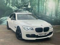 2013 D BMW 7 SERIES 3.0 730D M SPORT 4D 255 BHP DIESEL