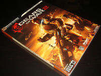 GEARS OF WAR 2-OFFICIAL STRATEGY GUIDE