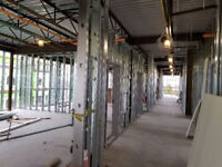 FRAMING/DRYWALL COMMERCIAL SPECIALIST; NEW CONSTRUCTION; RENOS
