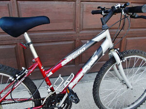 """24"""" TIRES  YOUTHS SUPERCYCLE MOUNTAIN BIKE"""