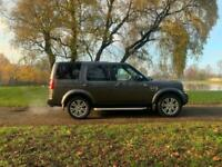 """LAND ROVER DISCOVERY 4 3.0 SDV6 [255 BHP] COMMERCIAL 2013 """"63"""" REG 88,000 MILES"""