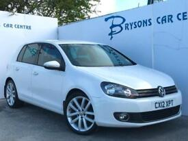 2012 12 Volkswagen Golf 2.0TDI ( 140ps ) GT Manual for sale in AYRSHIRE