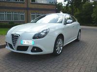 2011 Alfa Romeo Giulietta 1.4 TB ( 120bhp ) left hand drive lhd UK reg