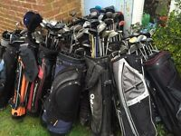 Massive golf job lot