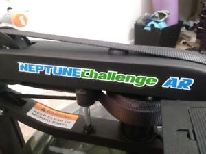 Neptune ChallengeAR Rowing Machine - BARELY USED