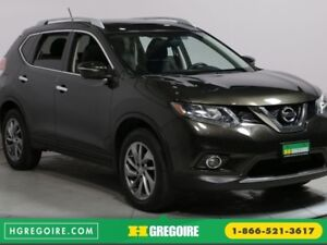 2015 Nissan Rogue SL AWD TOIT OUVRANT CUIR NAVIGATION MAGS CAMER