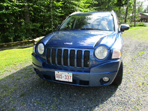 2009 Jeep Compass SUV, Crossover