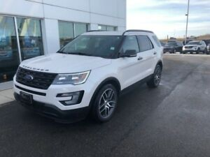 2017 Ford Explorer Sport  FINANCING FROM 4.99% APR. FAST AND EAS