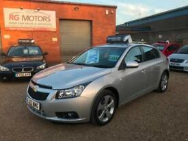 2012 Chevrolet Cruze LTZ 1.8 AUTOMATIC, Silver,5dr Hatchback, **ANY PX WELCOME**