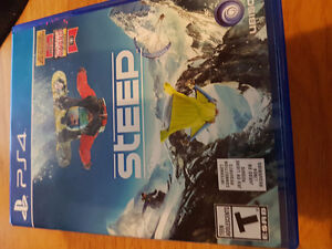 STEEP FOR PS4 !