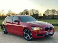 2013 BMW 1 Series 1.6 114d Sport Sports Hatch (s/s) 5dr Hatchback Diesel Manual