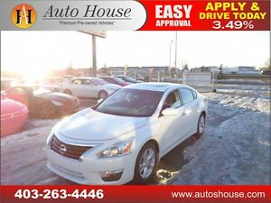 2013 Nissan Altima S Heated Seats Sunroof B.Cam