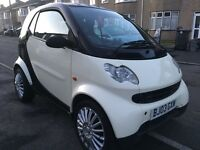 SMART CAR FORTWO 2003 LOW MILES AND FULL MOT GOOD CONDITION