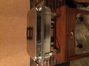 Stainless Steel Chafer x2