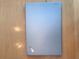 Lenovo ThinkPad X1 Carbon silver Edition
