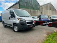 2014 Peugeot Boxer 2.2 HDi H1 Professional Van 110ps PANEL VAN Diesel Manual