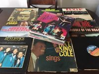 Nearly 100 LPs for sale