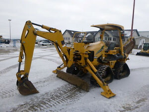2010 VERMEER TRENCHER-PLACE YOUR BID!