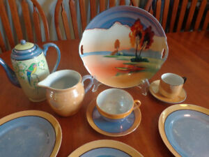 Japan Lustreware Dishes & More!  All for $12.00!!