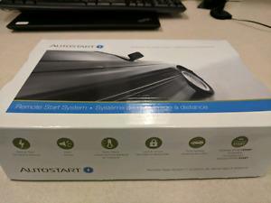 AutoStart Two-way Remote Starter - Brand New