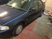 HONDA CIVIC VTI ESI LSI 92-95 EG9 * MANUAL * F/S/H 36K 1 OWNER