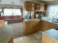 WOW CHEAP STATIC CARAVAN BY THE BEACH AND GOLF COURSE IN WALES GREAT LOCATION