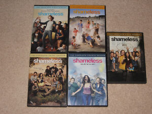 Shameless Season One To Five For Sale!!!