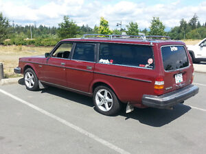 1983 Volvo Other Dl245 Wagon