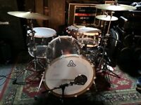 Complete pro level drum kit trade for classic.