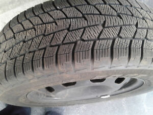 Winter Tires and Rims R15