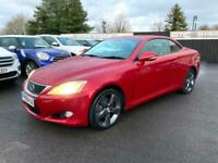 2009 Lexus IS 250C SE-L 2.5 Auto Convertible **Full Service History**