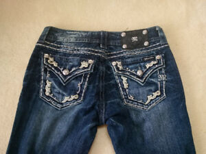 Miss Me BoouCut Jeans, Womens Jeans Size 28 MOVING SALE!!