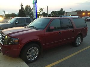 2014 Ford Expedition Max Limited SUV, Crossover