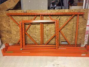 HD Warehouse / Garage Pallet or Storage racks