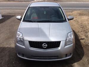 2009 Nissan Sentra Familiale
