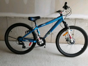 Mountenbike 24 inch kids bike