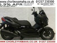 YAMAHA X-MAX 300 IRON MAX scooter automatic rev and go abs