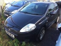 59 plate fiat grande punto *** full years mot*** timing belt service just done