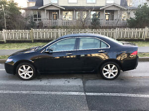 2004 Acura TSX - Low Kms - excellent condition
