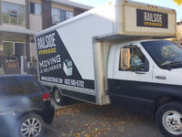 Moving?Book today with Railside moving and deliveries