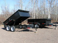 ####  2015 Dump Trailers Starting at $ 5799.00  ####