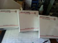 Detroit Diesel Service Manuals