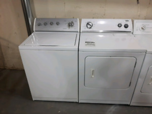 Heavy Duty Whirlpool Washer and Dryer