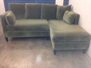 SECTIONAL sofa  -  delivery